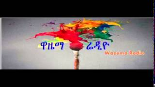 Wazema Podcast 14: Religious Institutions And Social Justice In Ethiopia Part 1 (July23)