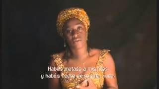Periodista y activista humanitaria Caddy Adzuba