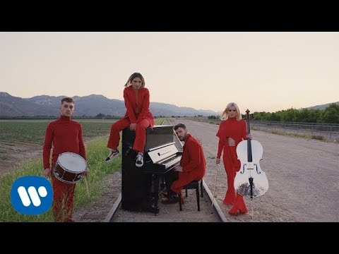 Clean Bandit - I Miss You feat. Julia Michaels [Official Video] (видео)