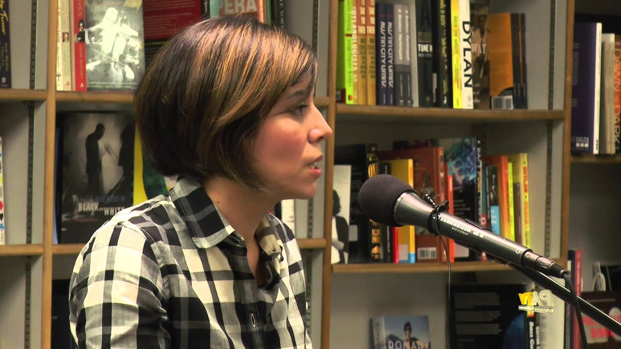 PATV Presents: Live from Prairie Lights with Cristina Henríquez