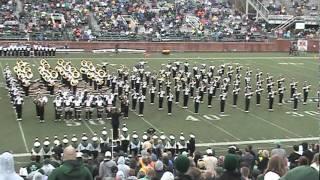 Ohio University Marching 110 - The Party Rock Anthem