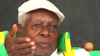 EBS TV Sends its Condolence For The Death of Ethiopia's Tough Running Coach Woldemeskel Kostre