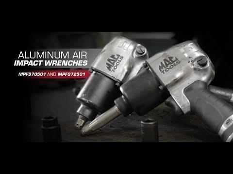 Aluminum Air Impact Wrenches
