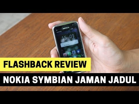 Flashback: Review Nokia C6-01 (Symbian) Indonesia