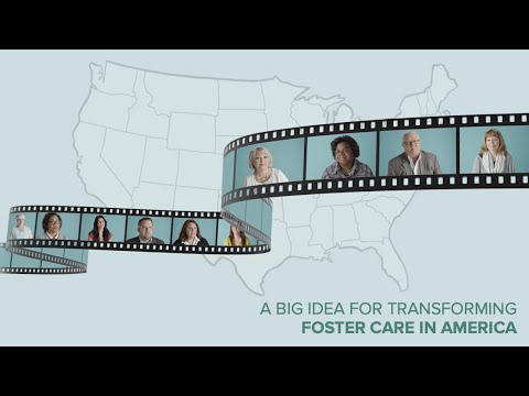 KVC's Big Idea for Transforming Foster Care Across America