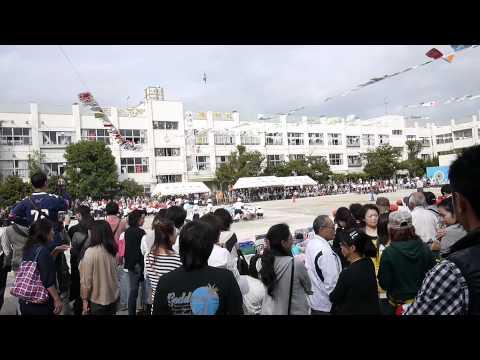 2011.10.2 糀谷小学校 運動会 風景 2