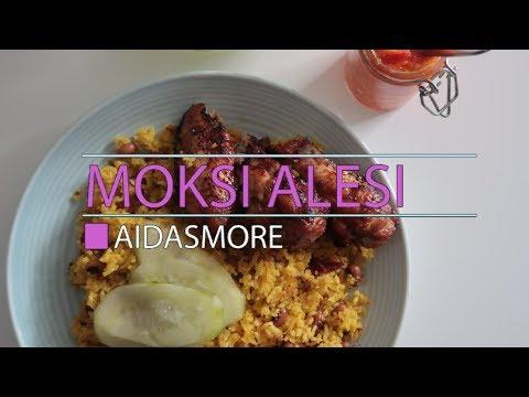 hoe maak je moksi alesi (met rijst)