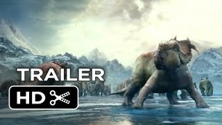 Walking With Dinosaurs 3D TRAILER 3 (2013) - CGI Dinosaur Movie HD
