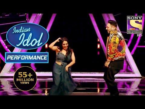 Badshah और Neha ने 'She Move It Like' पे दिखाए अपने Killer Moves! | Indian Idol Season 10