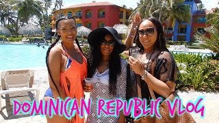 Check out my trip (Vlog #4) to the Dominican Republic with my girls Tasha and Chartrece. We take over the town and have a blast. In this first video you will see ...