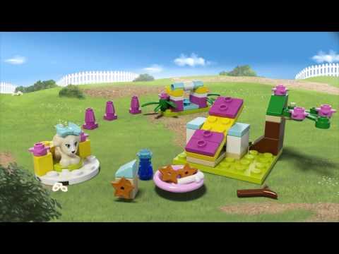 LEGO Friends - Kutyaoktatás