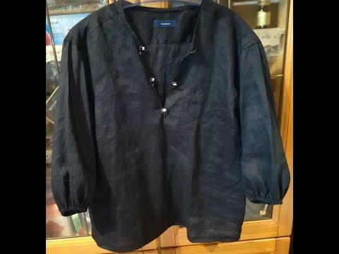 Da camicia uomo a blusa per donna