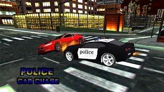 San Andreas Police Chase Car