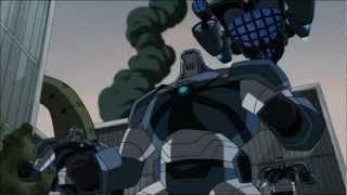 Los Vengadores Los Heroes Mas Poderosos Del Planeta Episodio 1 Parte 2 Hd Español Latino.