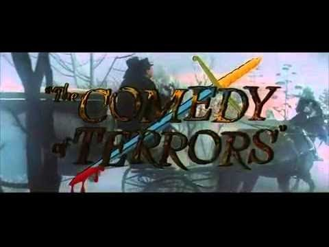 The Comedy Of Terrors - Vincent Price (1963) Official Trailer HD