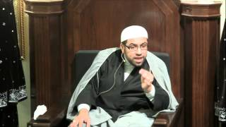 "Nahj Al-Balagha: ""Sermon 205: Abuse in Tabarra"" by Shaykh Faiyaz Jaffer"