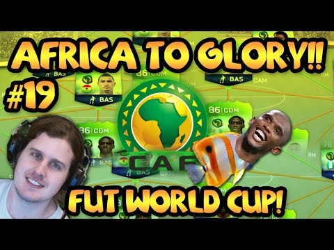 Africa - KONE STRIKES BACK! AFRICA TO GLORY EP19 | FIFA 14 ULTIMATE TEAM FOR FIFA 14 ULTIMATE TEAM COINS! http://goo.gl/paKOwG Use promo code: zwe for 5% off purchases! https://twitter.com/Futcoinking...