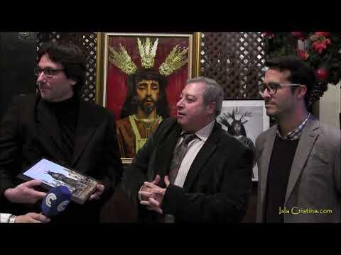 Presentación Partituras obra Musical 75 aniversario de Nuestro Padre Jesús Cautivo