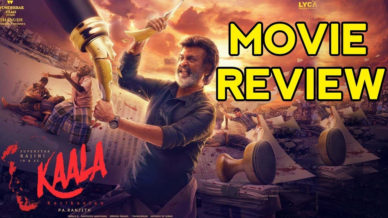 Kaala Movie Review by Praveena   Rajini's Answer to Politics?  Rajini, Nana Patekar, Pa Ranjith  Kaala Review