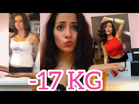 COME HO PERSO 17 KG IN 3 MESI  - NO SPORT O DIETA !