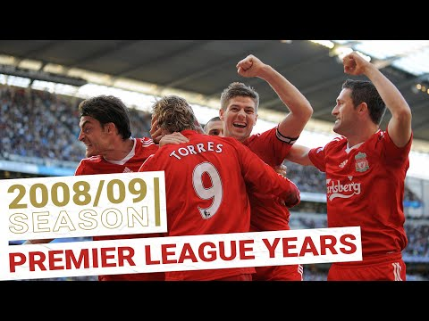 Every Premier League Goal 2008/09 | Gerrard & Torres lead the way again!