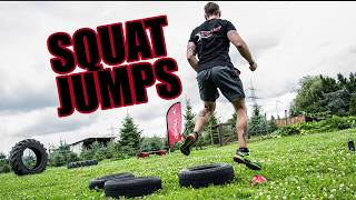 "SPOVE Sport Community: Trainer des Monats August 2017Ben Deitz Personaltrainer & Bootcampinstructorhttps://www.spove.net/trainer-des-monats/08/2017  http://point-of-fitness.com Bootcamp Langenfeld - Personaltraining - Ernährung - functional -funktionelles Training - Fitness - bootcamp - squat jumps#spove #moveyourspove #sportcommunity #bendeitz #bootcamp #bootcamplangenfeld #pointoffitness #pointoffitnesslangenfeld Ben jumping his way between an inside the truck tires. Who needs wings when we have legs? ;) Mit dem Squatjump durch die Reifen! Wer braucht schon Flügel wenn er Beine hat :) -------CREDITS-------Ben Deitz http://point-of-fitness.comSalvatore MacviChristin TkotzThis Video features the song ""Cycles""http://freemusicarchive.org/music/Jason_Shaw/Audionautix_Tech_Urban_Dance/TU-Cyclesby Jason Shawhttp://freemusicarchive.org/music/Jason_Shaw/Available under a creative Commons Attribution License CC BY 3.0 UShttps://creativecommons.org/licenses/by/3.0/us/"