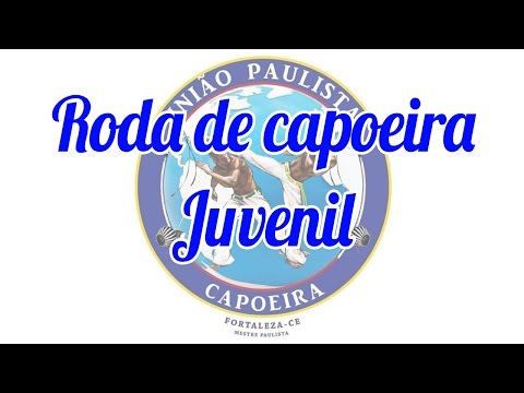 União Paulista - Roda de capoeira Juvenil