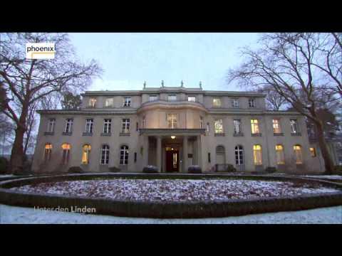 Die Wannseekonferenz und der geplante Massenmord /  ...