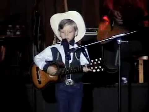 "6 Year Old Mason Ramsey (Little Hank)  Singing ""Your Cheatin Heart By Hank Williams"
