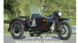 3. 2011 Ural T 750  motorbike Top Speed superbike Details Info Features Engine Transmission [tarohan]