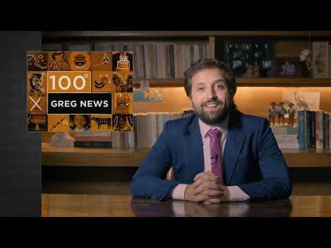 GREG NEWS | CENTÉSIMO