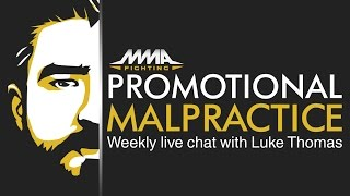 Live Chat: UFC 209 preview, GSP vs. Bisping Official, MMA News and Notes