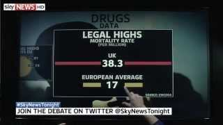 How Bad Is Drugs Problem In UK?