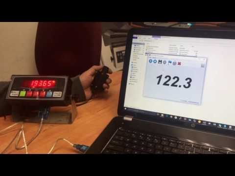 Prime Scales Prime Interface Software Setup