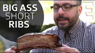 The Biggest, Baddest Short Rib is at Black's Barbecue — The Meat Show by Eater