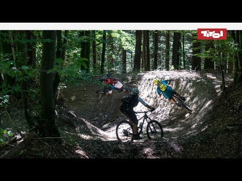 Arzler Alm Trail is for every level in Innsbruck | Great Trails Tirol (видео)