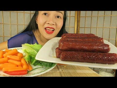 Ăn hot dog nói chuyện ,Ăn trái Oliu muối, dưa muối, cà rốt, cuộc sống Mỹ - Thời lượng: 30:00.