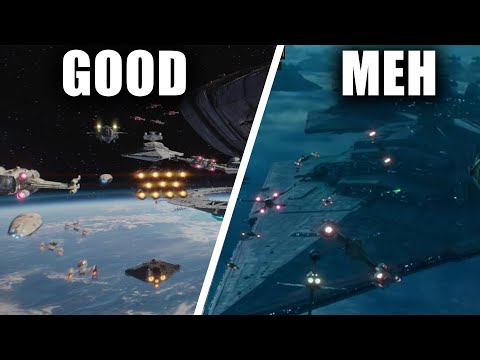 How Rogue One Succeeds where other Disney Star Wars Movies Fail