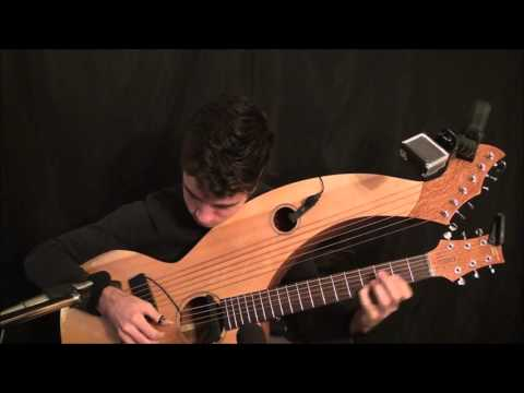 , title : 'Unchained Melody - Harp Guitar Cover - Jamie Dupuis'