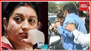 Video Smriti Irani Evades Questions On Unnao And Kathua Rape Cases ; Modi Govt Continues Silence MP3, 3GP, MP4, WEBM, AVI, FLV April 2018
