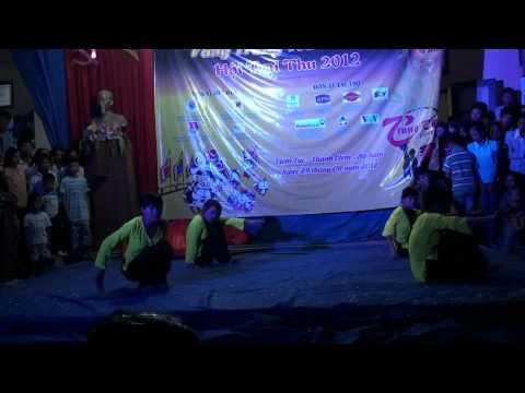 Múa Giấc Mơ Trưa – tại Thanh Liêm – Hà Nam