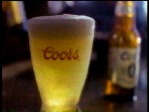 Coors Beer Commercial