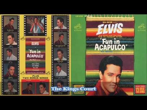 Elvis Presley - Fun In Acapulco - 1963 - Full Album
