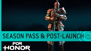For Honor Trailer: Season Pass & Post Launch