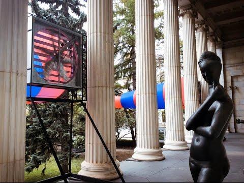 ABFind поставил шесть осевых вентиляторов для инсталляции ГМИИ им. А.С. Пушкина