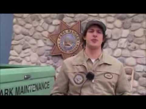 Parks and Rec - Park Ranger 2 (Worm Log)
