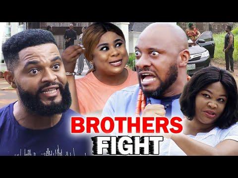 BROTHERS  FIGHT SEASON 7&8 - Yul Edochie New Movie 2020 Latest Nigerian Nollywood Movie Full HD