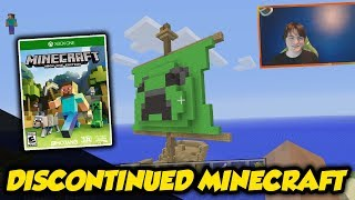 The Minecraft Version That Microsoft DOESN'T Want You To Play