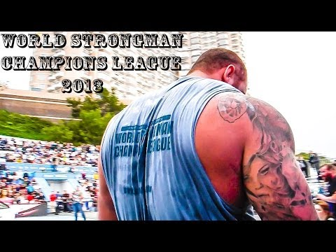 Мировой рекорд Strongman Champions во Владивостоке 2013 / World Record Strongman Champions