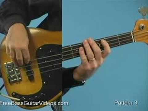 Beginner Bass Guitar Lesson: Blues Basics